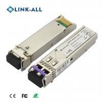 Quality DWDM 2.5G 120KM Optical Transceiver With LC Port DDM Function for sale