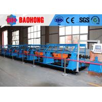Quality High Speed Skip Stranders 630/1+6 Bow Structure 1000 RPM for ACSR AAC Copper strand for sale