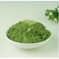 Quality Green Fine Plant Extract Powder Organic Moringa Leaf Powder Health Benefits for sale