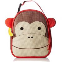 Quality Polyester Material Kids Cooler Bag Interesting Monkey Shape Customized Colors for sale