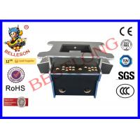 Buy cheap Flat Pack 4 Player Arcade Cabinet , Classic Sticker DIY Arcade Table from wholesalers