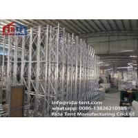 Buy cheap Heavy Duty Aluminum Light Truss For Outdoor Concert / Stage 3 Years Warranty from wholesalers