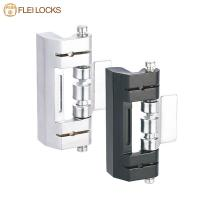 China Zinc Alloy Adjustable Cabinet Hardware Hinges Easy Installation ROHS Certificated on sale