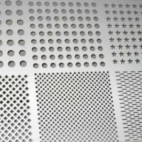 Quality 2mm Perforated Stainless Steel Sheet Metal for Facade Best Price for sale
