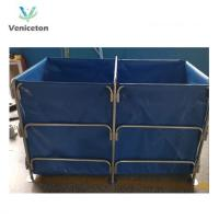 Buy Veniceton  hot sale foldable 2000L fish farming tank water storage tank at wholesale prices