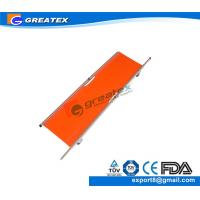 Quality High Strength Aluminum Alloy Foldaway Folding Stretcher Bed(GT-FS02) for sale