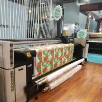 Quality Continuous Ink Supply Sublimation Fabric Plotter Fabric Printer Machine CE Certifiacation for sale