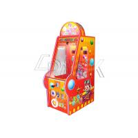 Quality Cute Lucky Ball Amusement Game Machines / Lottery Ticket Machine for sale
