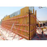 Vertical Wall Formwork System Composed With H20 Beams