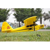 China Micro 4CH Radio Controlled Airplane EPO Brushless Plug And Play RC Planes for Beginners on sale