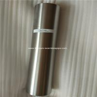 Quality Zirconium bar/rod target ,purity more than 99.4% , 80mm diameter x 350mm length,1pc for sale