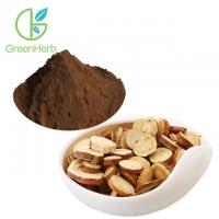 Quality Brown Plant Extract Powder Licorice Root Powder Glycyrrhiza Glabra Extract Glycyrrhizic Acid for sale