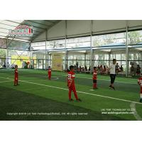 Quality Temporary Mobile Football Stadium 50m Aluminum Sport Event Tents for sale