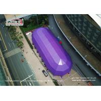 Quality Custom DIN4102 5.5m PVC Event Tent For Outdoor Basketball Sports for sale