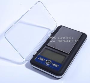 China black Lab tobacco LCD Digital Pocket Scales Portable 500g x 0.01g on sale