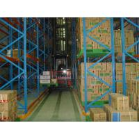 Quality Large Warehouse VNA Pallet Racking System for sale