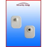 China Supermarket Square Radio Frequency Tags , EAS System Store Security Tag on sale
