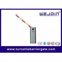 Buy cheap DZ01P Conventional Variable Frequency Auto Barrier Gate System with Led arm from wholesalers