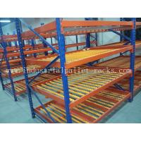 Quality 4 Beam Level Warehouse Carton Flow Racking for sale