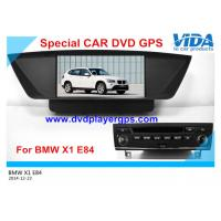 """China 8"""" HD digital screen Car dvd GPS for BMW X1 E84 with 3D WIFI Android system original UI on sale"""