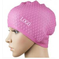 China Classic Design Comfortable Swim Cap High Elasticity For All People on sale