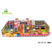 Residential Baby Indoor Playground Anti - Static With Customized Size