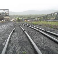 Quality 2014 hot china high quality plastic tubes products UHMWPE Pipe for Mining Tailing, sand dredging for sale