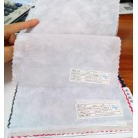 China embroidery backing interlining 100% recycle cotton embroidery backing paper crispy paper on sale