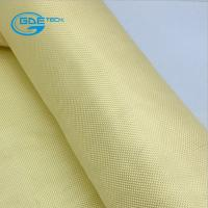 Quality 1000D 220gsm Twill Plain Woven bulletproof aramid fiber fabric for sale