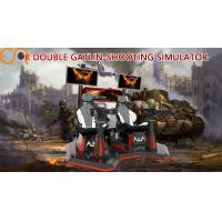 Professional Virtual Reality Shooting Simulator With Motion Capture System