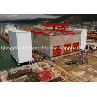 China Cylindrical Inflatable Boat Lift Bags , Good Quality Buoyancy Aid Heavy Lift Airbag on sale