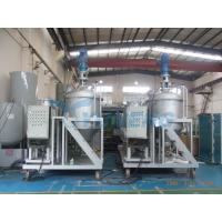 Quality High Recycling Rate Tyre Pyrolysis Oil Refining Plant with CE ISO Certificate for sale