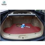 Customized Tailor Cargo Van Floor Mats , Multi Colors Automotive Trunk Carpet