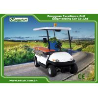 Quality CE Approved Electric Ambulance Car 2 Seats 3.7KW Motor Ambulance Golf Cart for sale