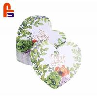 Quality Heart Shape Glossy Lamination Surface Treatment Compliant Cardboard Gift Tags for sale