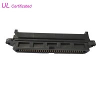 Quality 32pairs 64Pin TYCO Crimping Type IDC Female RJ21 Connector With Wire Clip for sale
