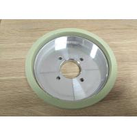 Quality CBN HSS Tools Resin Bond Grinding Wheel , Magnetic Diamond Cut Grinding Wheel for sale