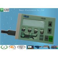 Quality Custom design Metal Dome Switch One Dimple With 250g Membrane Keypad Assembly for sale