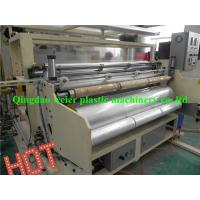 Quality Automatic Plastic Film Making Machine For Shrinking Film With Touch Screen for sale