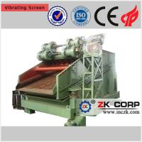 Quality China Gold Professional Vibrating Screen Supplier / Vibrator Sieves Screen for sale