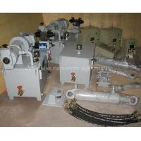 Quality 10-500kN.m Fork Type Electro-hydraulic Marine Steering Gear for sale