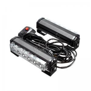 "Quality 6.5"" grill 12 LEDs strobe light for sale"