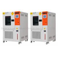 Quality SUS 304 SS Climate Control Chamber , Environmental Growth Chambers XB-OTS-800 for sale