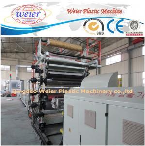 Quality ridid pvc lamination sheet pvc stone marble pvc sheet machine for sale