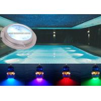 Buy cheap full color surface mount underwater led lights for boat