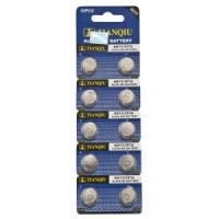 Quality Tianqiu AG13 Button Cell Battery / Coin Cell/ Watch Battery for sale