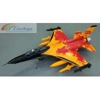 China F-16 Fighting Falcin RC EDF Jet,2.4G 8CH RTF RC jet,brushless motor,8CH Electric airplane on sale