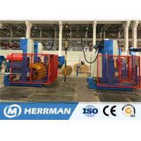 Quality High Speed Steel Wire Winding Machine , Automatic Cable Winding Machine for sale