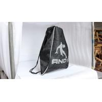 Quality Mesh PVC Polyester Coloured Drawstring Bags Print Legal Logo For Shoe for sale
