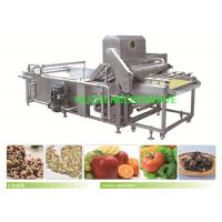 Customized Fruit And Vegetable Cleaner Machine For Corn Wheat Grain